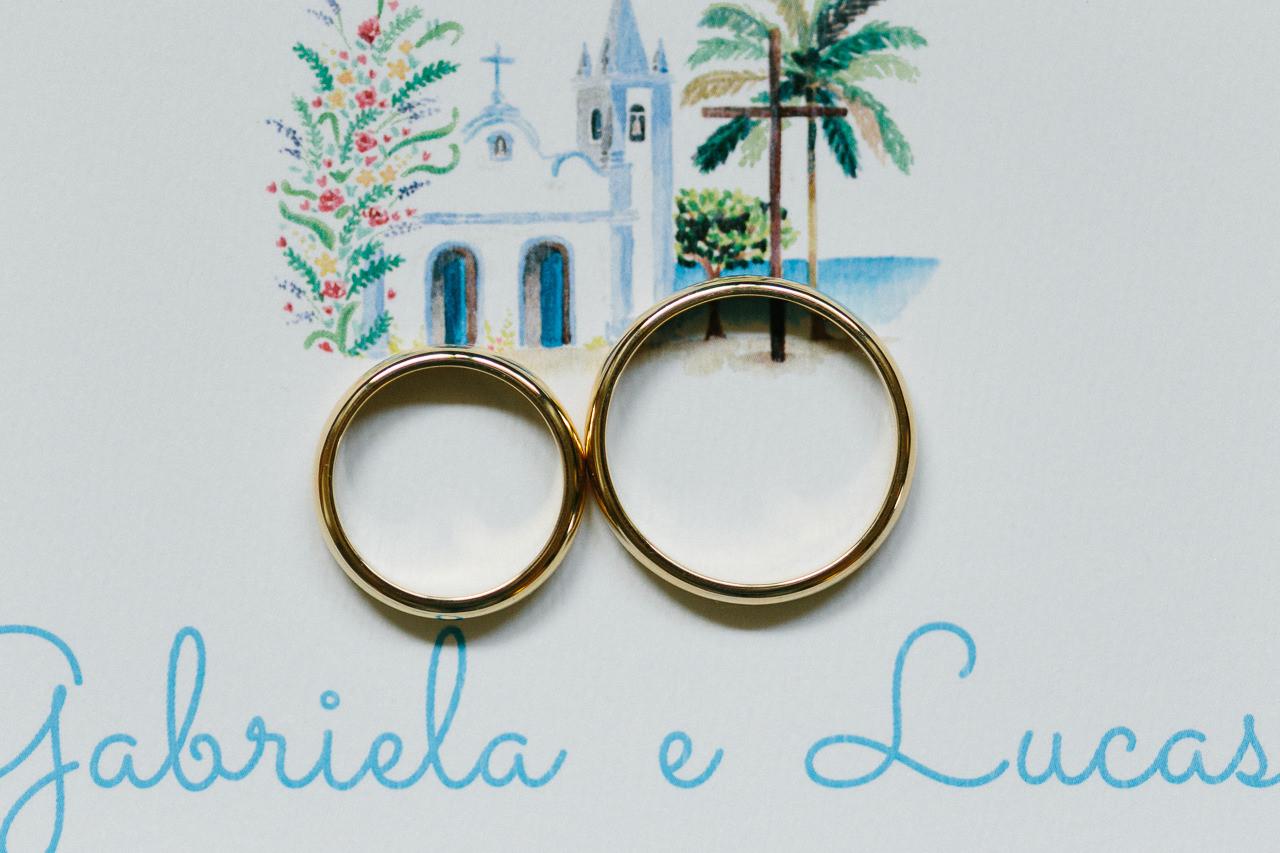 Gabriela e Lucas (Praia do Forte)