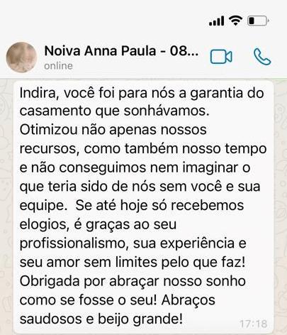 Depoimento Anna Paula